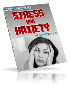 Managing stress and anxiety book.